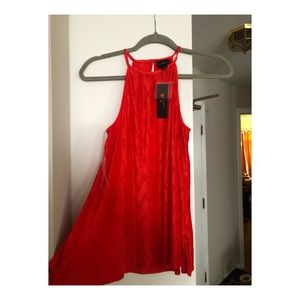 Red Tank Too - New with tags!